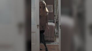 Margot Robbie Full Frontal Nude SMOOTH SLOWMO