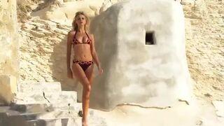 Kelly Rohrbach in bikini