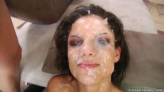 Bonnie Rotten gets fully glazed