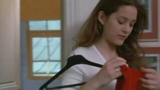"""Marion Cotillard at 18 in her first movie role in """"The story of a boy... """""""