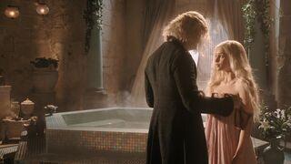 Emilia Clarke 4K Scene in 'Game Of Thrones'