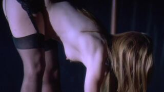Jessica Chastain - Striptease